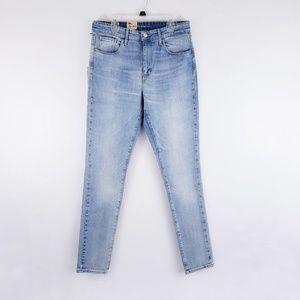 Levi's High Rise Skinny Jean 29x32 NWT